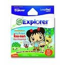 LeapFrog Explorer Learning Game: Ni Hao, Kai-lan: Super Happy Day! (works with LeapPad & Leapster Explorer)
