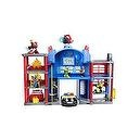 Rescue Optimus Prime Fire Station