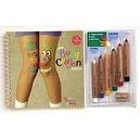 Klutz Book Body Crayons