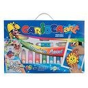 Carioca Window Paint Set 20 ML Bottles (Set of 17 Magic Colors)