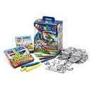Carioca Maxi-Project 35-Piece Coloring Puzzle (Pirates)