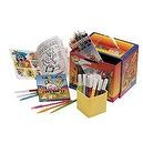 Carioca Activity Box 41 Piece Coloring Kit (Classic)