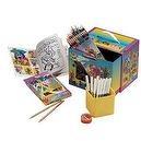 Carioca Activity Box 43 Piece Coloring Kit (Classic)