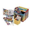 Carioca Activity Box 56 Piece Coloring Kit (Classic)
