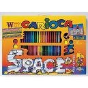 Carioca Maxi-Project 72 pieces Activity Kit (Space)