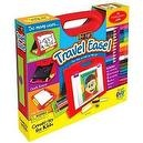 DO ART Travel EASEL Kid lap desk COLORING Draw CAR NEW