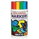 Britto Colorful Markers