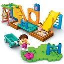Mega Bloks Doras Park Adventure