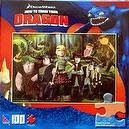 DREAMWORKS HOW TO TRAIN YOUR DRAGON PUZZLE 100 Piece