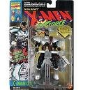 X-men / X-force Series: Commcast with Mutant Hunting Hover Craft