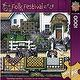 MasterPieces Quilting Country 1000 Piece Puzzle Folk Festival Collection