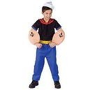 Popeye the Sailor Man Child Costume  Popeye Child Costume
