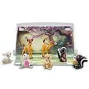 Disney Bambi Figure Play Set -- 7-Pc.