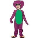 Barney and Friends-Barney Costume Size 12-24 Months