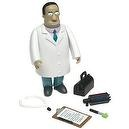 DR. HIBBERT The Simpsons Series 6 World Of Springfield Interactive Action Figure
