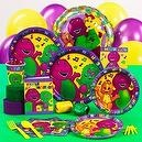 Barney Standard Party Pack  AMSCAN Barney Standard Party Pack for 8