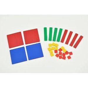 Algebra Tiles Student Set 32/pk