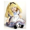 Madame Alexander - Alice in Wonderland Cloth Doll