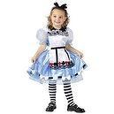 Child Alice in Wonderland Costume  Toddler Alice Costume