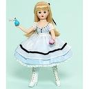 """Alexander Dolls 10"""" Alice In Wonderland - Alice In Wonderland Collection - Storyland Collection"""