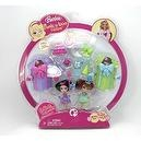 Barbie Peekaboo Petites Duo Dolls and Accessories - #38 Birthday Blair and #3...