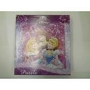 Disney Princess 100-Piece Jigsaw Puzzle (Cinderella, Sleeping Beauty and Little Mermaid)