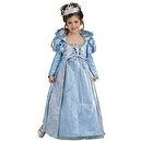 Super Deluxe Cinderella Princess Costume - Child Small  Super Deluxe Cinderella Princess Costume