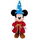Disney Fantasia Sorcerer Mickey Mouse Plush Toy - 24