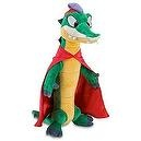 Disney Fantasia Ben Ali Gator Plush Toy -- 17