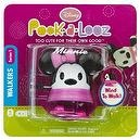 "Minnie ~2.5"" Mini-Figure Walker: Disney Pook-a-Looz Series #1"