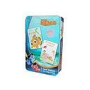 Finding Nemo 2 Card Games (Go Fish & Hide N Seek) in Tin
