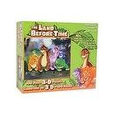 Land Before Time: Dinosaurs Friends - 3D Lenticular Holographic 100 piece puzzle