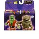 Marvel MiniMates Series 20 2-Pack Smart Hulk & Abomination