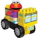 Sesame Street Neighborhood Collection School Bus