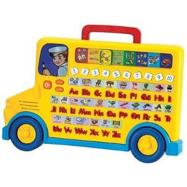 Winfun rolling alphabet bus altavistaventures Choice Image