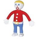 Mr Bill Bendable Poseable Figure
