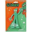 Gumby Suction Cup 5.75 inch Bendable Figure