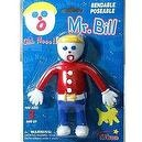 Mr. Bill Bendable Figure
