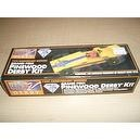 Grand Prix Pinewood Derby Kit - 75th Anniversary Edition