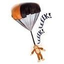 Parachute Monkey