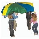 Pacific Play Tents 30 Parachute with No Handles and Carry Bag