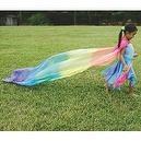Sarahs Silks Rainbow Silk Scape