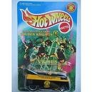 "Hot Wheels Volkswagen Drag Bus United States Army Parachute Team ""Golden Knights"" Rare, Special Ed. 1998 Scale 1/64"