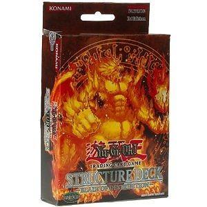 Yu-Gi-Oh! Blaze Of Destruction 1st Edition Structure Deck