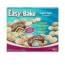 Hasbro Easy Bake Oven Refill Mix Super 12Pack