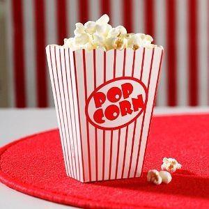 Popcorn Boxes (8 count) Unique Industries, Inc. Popcorn Boxes (8)