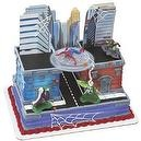 Spiderman Sneak Attack Birthday Party Cake Decorating Kit