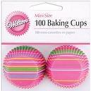 Snappy Stripes Mini Cups