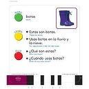GeoSafari Smart Talk Espanol Card Sets Set 3: Animals and People (Los Animales las Personas)