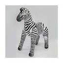 Adult Inflatable Zebra (H 56 inches) - durable and lifelike